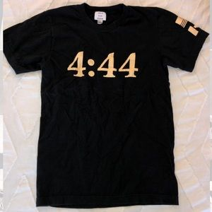 Official Jay Z 4:44 Concert Tee